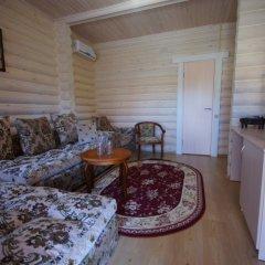 Эко-отель Озеро Дивное 3* Люкс с различными типами кроватей фото 5