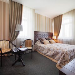 Гостиница Пале Рояль 4* Стандартный номер разные типы кроватей фото 3