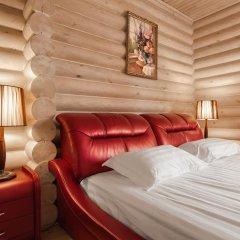 Эко-отель Озеро Дивное 3* Коттедж с различными типами кроватей