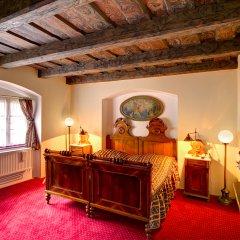 Hotel Waldstein 4* Номер Делюкс с различными типами кроватей фото 15