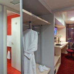Marins Park Hotel Novosibirsk 4* Номер Бизнес с разными типами кроватей фото 4