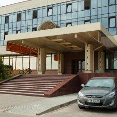 Гостиница AMAKS Россия парковка