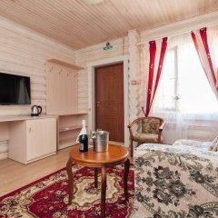 Эко-отель Озеро Дивное 3* Люкс с различными типами кроватей фото 8