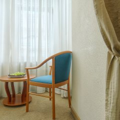 Гостиница Комфорт 3* Улучшенный номер двуспальная кровать фото 6