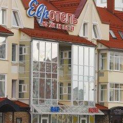 Гостиница Евротель Южный вид на фасад фото 2