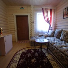 Эко-отель Озеро Дивное 3* Люкс с различными типами кроватей фото 12