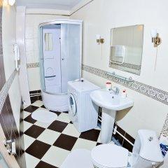 Гостиница Волшебный Край в Уфе 7 отзывов об отеле, цены и фото номеров - забронировать гостиницу Волшебный Край онлайн Уфа ванная