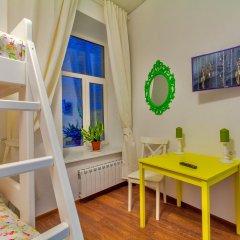 Хостел Друзья на Литейном Номер с различными типами кроватей (общая ванная комната) фото 5