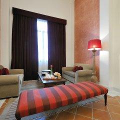 Отель Vincci la Rabida 4* Стандартный семейный номер с различными типами кроватей фото 5