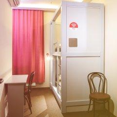 Хостел Привет Кровать в общем номере двухъярусные кровати фото 10