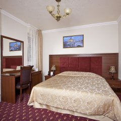 Гостиница Amici Grand 4* Улучшенный люкс с разными типами кроватей