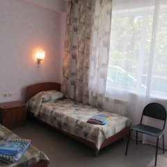 Гостиница Пансионат Кристалл Стандартный номер с разными типами кроватей фото 5
