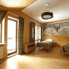 Гостиница Лесная Рапсодия Улучшенные апартаменты с различными типами кроватей фото 8
