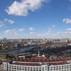 Гостиница Максима Панорама Москва балкон
