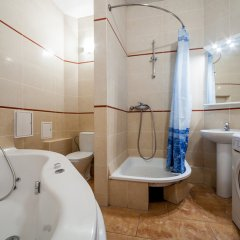 Апартаменты Абсолют ванная