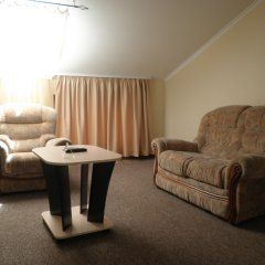 Гостиница Вилла Александрия Улучшенный номер с различными типами кроватей фото 6