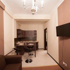Гостиница Горная Резиденция АпартОтель Улучшенные апартаменты с различными типами кроватей фото 2