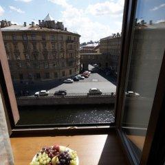 Апартаменты Гостевые комнаты и апартаменты Грифон Номер Делюкс с различными типами кроватей фото 20