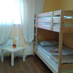 Гостиница Вернисаж Номер Эконом с разными типами кроватей