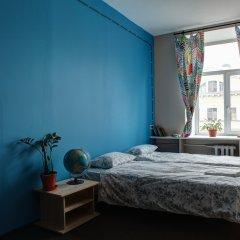 Мир Хостел Номер Эконом разные типы кроватей (общая ванная комната) фото 2