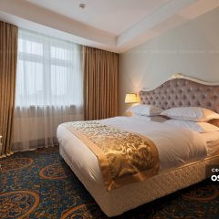 Гринвуд Отель 4* Люкс с различными типами кроватей фото 7