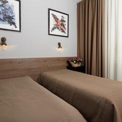 Гостиница Ярославская 3* Номер Комфорт с разными типами кроватей фото 2