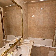 Гостиница Триумф 4* Номер Бизнес с различными типами кроватей фото 4