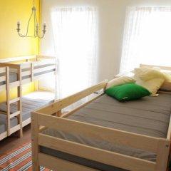 Хостел Old Flat на Советской Кровать в общем номере с двухъярусной кроватью фото 6