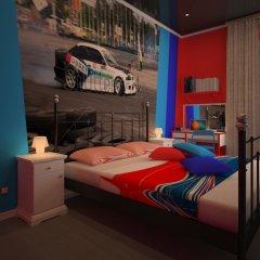 Hostel Racing Paradise Номер с общей ванной комнатой с различными типами кроватей (общая ванная комната) фото 2