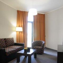 Гостиница Золотой Затон 4* Апартаменты с различными типами кроватей