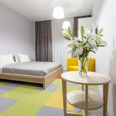 Гостиница Ракурс Стандартный номер с различными типами кроватей фото 7
