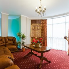 Гостиница Гранд Уют 4* Люкс разные типы кроватей фото 13
