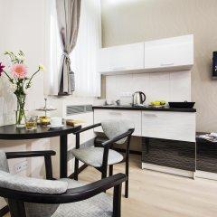 Status Apartments Mini-Hotel Апартаменты с разными типами кроватей фото 11