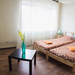 БМ Хостел Номер с общей ванной комнатой с различными типами кроватей (общая ванная комната) фото 2