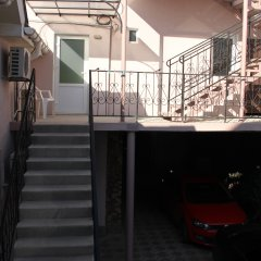 Гостевой Дом Людмила Апартаменты с разными типами кроватей фото 3