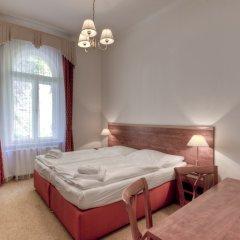 Отель Villa Gloria 2* Стандартный номер с различными типами кроватей фото 2