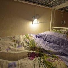 Хостел Абрикос Кровать в женском общем номере с двухъярусными кроватями фото 8