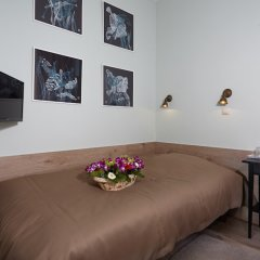 Гостиница Ярославская 3* Номер Комфорт с разными типами кроватей фото 3