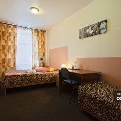 Гостиница На Цветном 2* Стандартный номер с различными типами кроватей фото 12