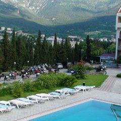 Гостиница Крымский Стандартный номер с различными типами кроватей фото 5