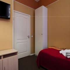 Гостиница На Цветном 2* Стандартный номер с различными типами кроватей фото 13