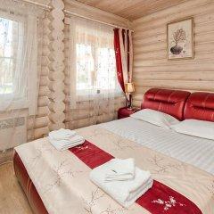 Эко-отель Озеро Дивное 3* Люкс с различными типами кроватей фото 11