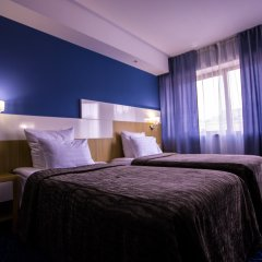Гостиница Денарт 4* Стандартный номер с двуспальной кроватью
