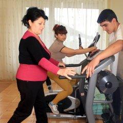 Джермук Санаторий Арарат фитнесс-зал фото 2