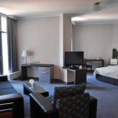 Гостиница Золотой Затон 4* Студия с различными типами кроватей фото 2