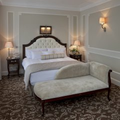 Гостиница Эрмитаж - Официальная Гостиница Государственного Музея 5* Номер Делюкс разные типы кроватей фото 2
