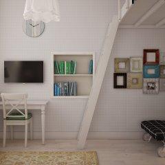 Хостел КойкаГо Номер Эконом с разными типами кроватей (общая ванная комната) фото 9