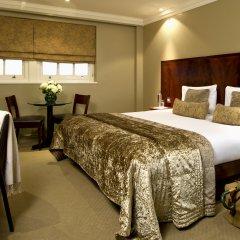 Отель Radisson Blu Edwardian Grafton 4* Номер Делюкс с различными типами кроватей