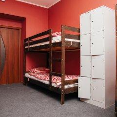 Dostoevsky Hostel Кровать в общем номере двухъярусные кровати фото 14