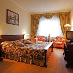 Бизнес-Отель Протон 4* Представительский люкс с разными типами кроватей фото 3